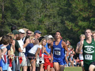 Cross Country, Christian Brother Invitational, Sept. 22, 2012