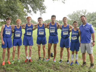Cross Country, District Championship, Oct. 25, 2018