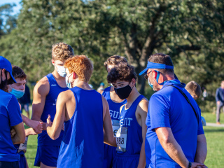 Cross Country, District Championship, Oct. 29, 2020