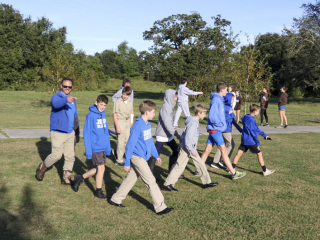 Cross Country, District Championship, Oct. 31, 2019