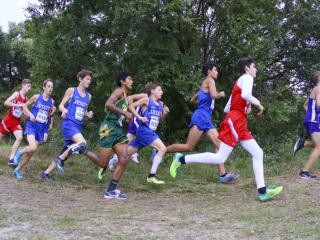 Cross Country, Regional Championship, Nov. 8, 2019