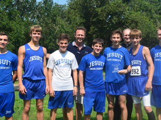Cross Country, Loyola Wolf Pack Invitational, Sept. 7, 2013