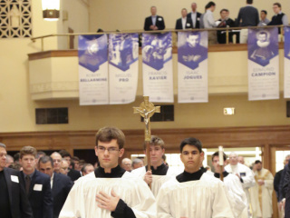 Father-Son Mass and Dinner, Jan. 12, 2019