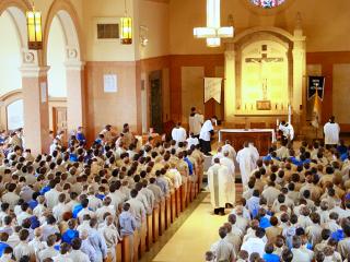Final Mass of 2013-2014 School Year, May 13, 2014