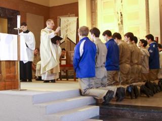 Final Mass of 2014-2015 School Year, May 7, 2015