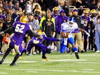 Football vs. St. Augustine, Nov. 7, 2013