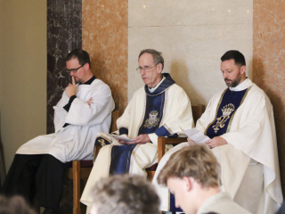 Fr. Brown Vow Mass, May 8, 2019