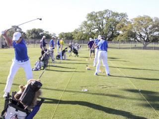 Golf 2019, District IV Tournament, Joseph Bartholomew Golf Course, April 15, 2019