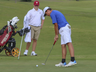 Golf 2019, State Tournament, The Wetlands, April 29-30, 2019