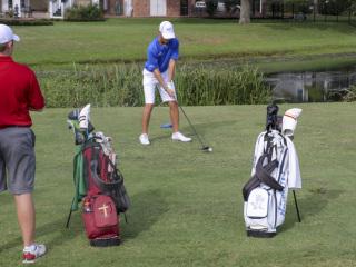 Golf Fall Season, Sept. 12 - Oct. 8, 2019