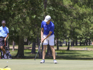 Golf Regional Tournament, April 25, 2017