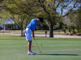 Golf vs. Rummel, March 18, 2021
