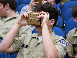 Google Expeditions Virtual Field Trips, Dec. 1, 2015