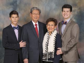 Grandparents' Day Mass, Dec. 8, 2018