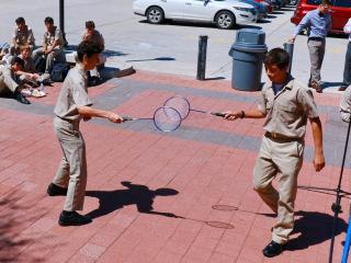 Homecoming Week 2015 - Birds of Badminton, Sept. 22, 2015