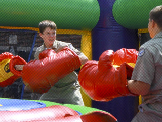 Homecoming Week 2015 - Boxing, Sept. 23, 2015