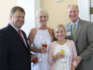 Ignatian Circle Reception, Aug. 26, 2018
