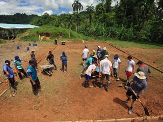 Junior Service Project, Panama, July 2017