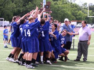 Lacrosse, Jesuit vs St. Paul's, State Championship, April 28, 2013