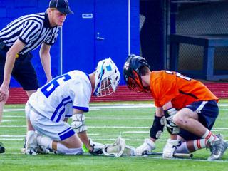 Lacrosse vs. Catholic, Senior Day, April 6, 2019