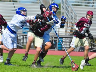 Lacrosse vs. Golden (CO), March 28, 2015