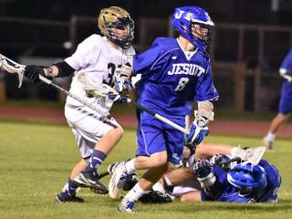 Lacrosse vs. Holy Cross, March 29, 2016