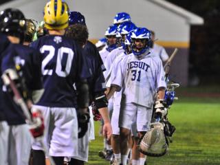 Lacrosse vs. Holy Cross, March 31, 2015