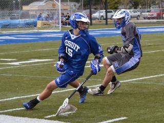 Lacrosse vs. Lower Alabama & Ocean Springs, Feb. 22, 2014