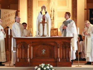 Mass of Thanksgiving, June 21, 2014