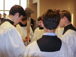 Mass of the Holy Spirit, Sept. 1, 2017