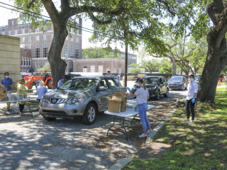 Meals for Mid-City,  May 6, 2020