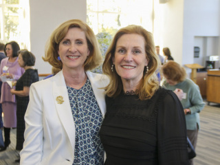 Mothers' Luncheon & Alma Mater Awards, Patron Party, St. Ignatius Hall, Jan. 21, 2020