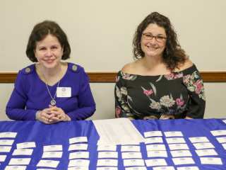 Mothers' Luncheon & Alma Mater Awards, Patron Party, St. Ignatius Hall, Jan. 22, 2019