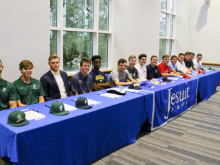 NCAA Commitment Day, May 3, 2017