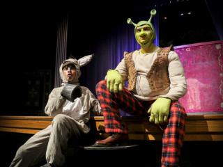 Philelectic Society, Shrek The Musical Previewer, Nov. 9, 2018
