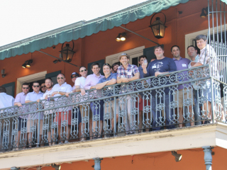 Reunion 2017: Class of 1997, Stag, April 8, 2017