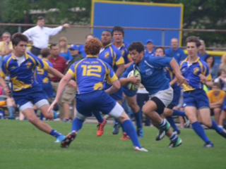 Rugby, 2015 State Championship, April 18, 2015