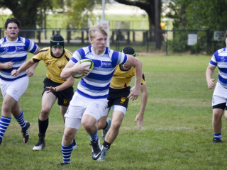 Rugby 2016-17: JHS (19) vs. Brother Martin (10), March 25, 2017