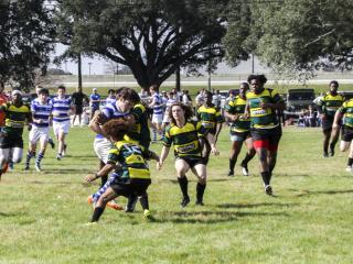 Rugby 2016-17: JHS (26) vs. Cap Shreve (5), Jan. 14, 2017