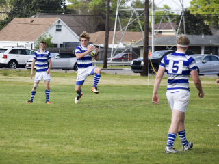 Rugby 2016-17: JHS (34) vs. Sharc (10), March 18, 2017