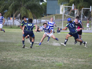 Rugby State Championship, April 22, 2017
