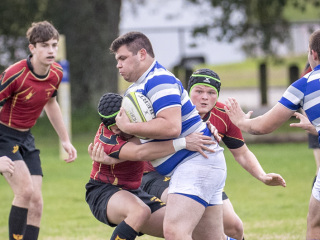 Rugby vs. Brother Martin, Jan. 19, 2019