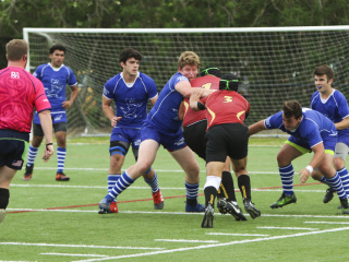 Rugby vs. Brother Martin, State Championship, April 21, 2018
