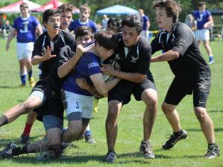Rugby vs. Niceville (FL), April 2, 2016