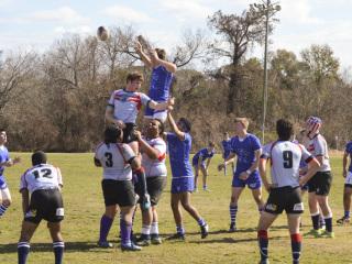 Rugby vs NOLA Barbarians, Jan. 20, 2018