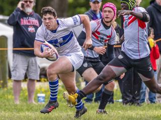 Rugby vs NOLA Barbarians, March 16, 2019