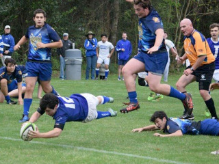 Rugby vs. St. Paul's, March 19, 2016