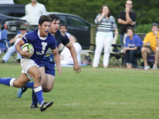 Rugby vs. St. Paul's, Semifinals, April 25, 2016