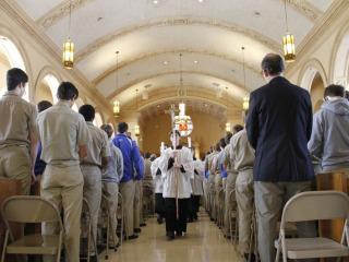 School Mass, April 21, 2016