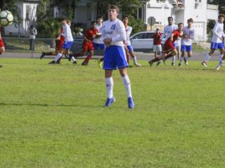 Soccer at Brother Martin, Jan. 25, 2020